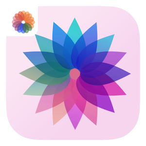 iPhoto Gallery - Style IOS 9