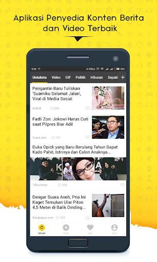 BaBe+ - Berita Indonesia screenshot 1