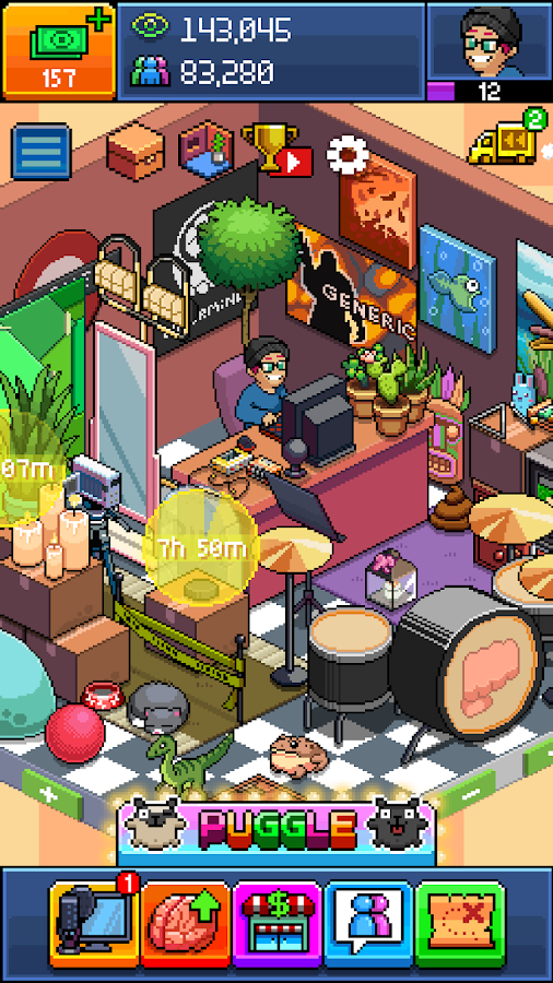 PewDiePie's Tuber Simulator Screenshot 7