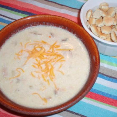 Grandma Ruth's Inspired Oyster Stew