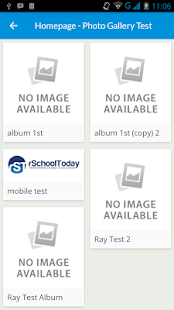 rSchoolToday Mobile Design 2 - screenshot