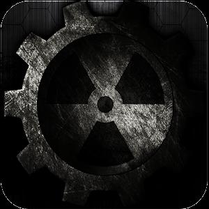 Cover art Area Radiation