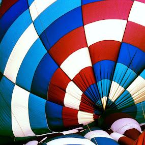 Balloon Interior by Bryan Rasmussen - Instagram & Mobile iPhone