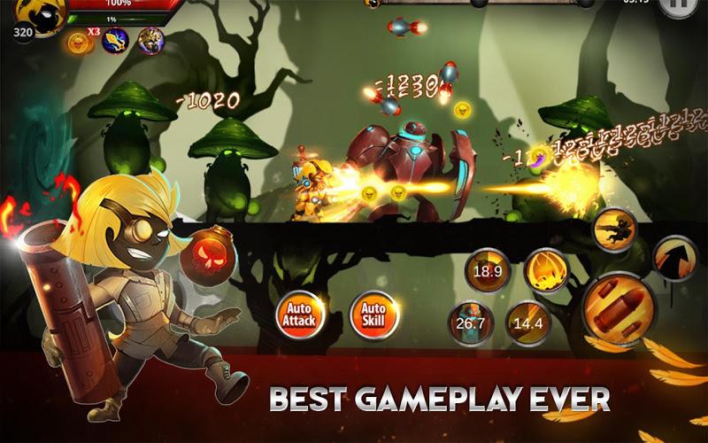 Stickman Legends: Shadow of War Screenshot 9