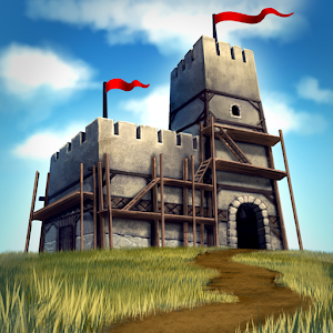 Lords & Knights - Medieval Building Strategy MMO Online PC (Windows / MAC)