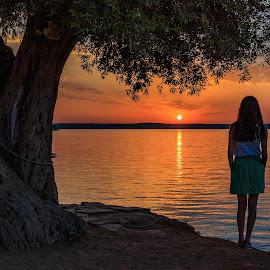 by Veli Toluay - Landscapes Sunsets & Sunrises