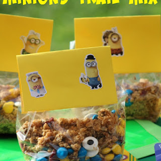Minions Trail Mix