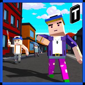 Blocky Mutant Hero.io 3D For PC