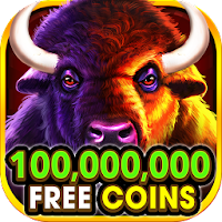 Slots Buffalo  Wild Vegas on PC / Windows 7.8.10 & MAC