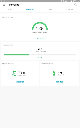 Samsung+ screenshot 14