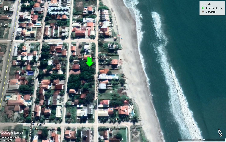 Terreno à venda, 360 m² por R$ 230.000,00 - Cambijú - Itapoá/SC