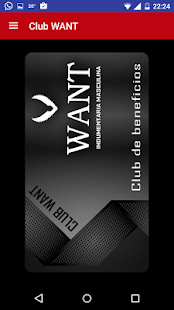 WANT Indumentaria Masculina- screenshot thumbnail