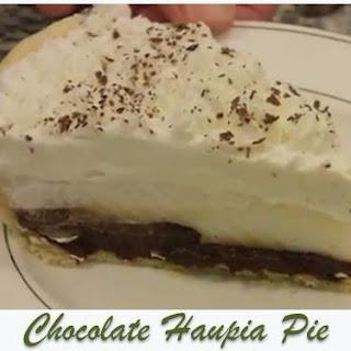 Haupia Pie Recipes