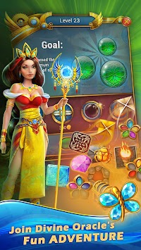 Lost Jewels - Match 3 Puzzle APK screenshot thumbnail 3