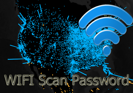 WIFI Scan Password Fast Prank - screenshot