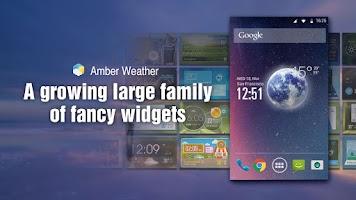 Screenshot of Amber Weather