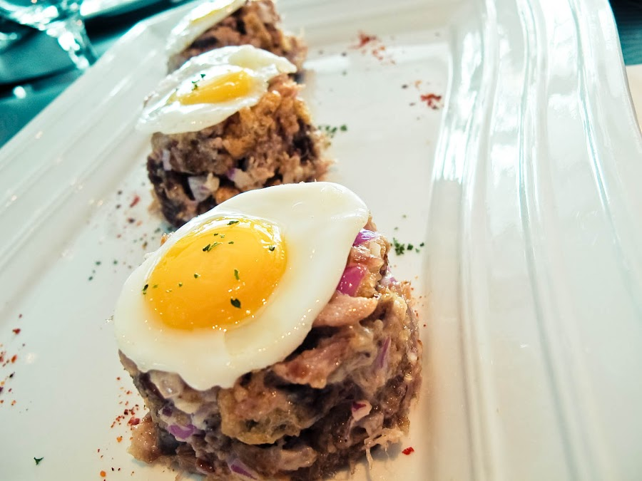 Sisig by Rodel Flordeliz - Food & Drink Ingredients ( sisig, rodelflordeliz, egg, cerchio )