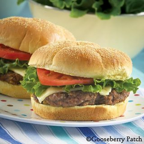 Backyard Big South-of-the-Border Burgers