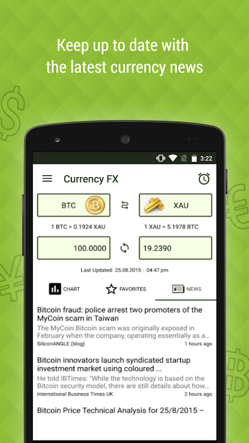 Currency FX Pro Screenshot 4