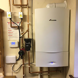 After New Worcester Bosch 40CDI LPG in Shutlanger near Towcester - Northamptonshire