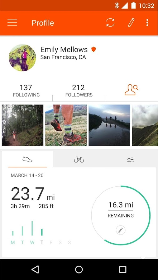 Strava Running and Cycling GPS Screenshot 4