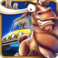 Miss the Moose For PC (Windows And Mac)