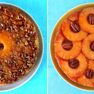 2-Way Perfect Pineapple Upside-Down Cake