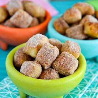 Cinnamon Dough Bites Recipes