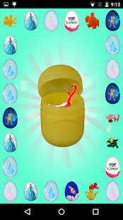 Free Download Surprise Eggs APK for Samsung