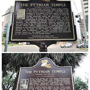 The architecturally acclaimed Pythian Temple building at 234 Loyola Avenue (formerly South Saratoga) is one of New Orleans' storied landmarks. From 1908 to 1941, members of the Knights of Pythias, ...
