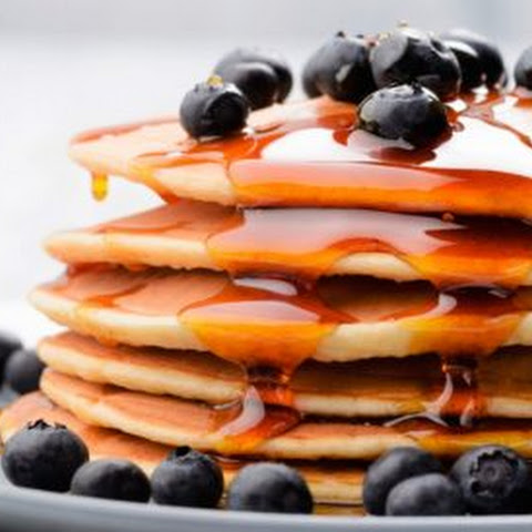 Natural Whole Grain Pancakes