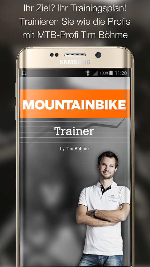 MOUNTAINBIKE Trainer Screenshot 4