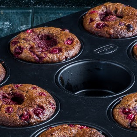 Chocolate Berry Muffins