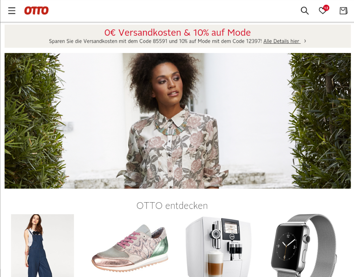 OTTO - Mode & Fashion-Shopping Screenshot 4