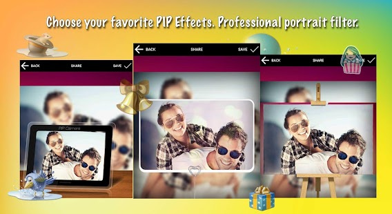 PIP Camera - Photo Editor - screenshot