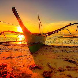 el nido palawan by Joel Adolfo    - Transportation Boats ( boats, transportation )