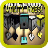 Utility Mobs Mod MCPE Guide for pc