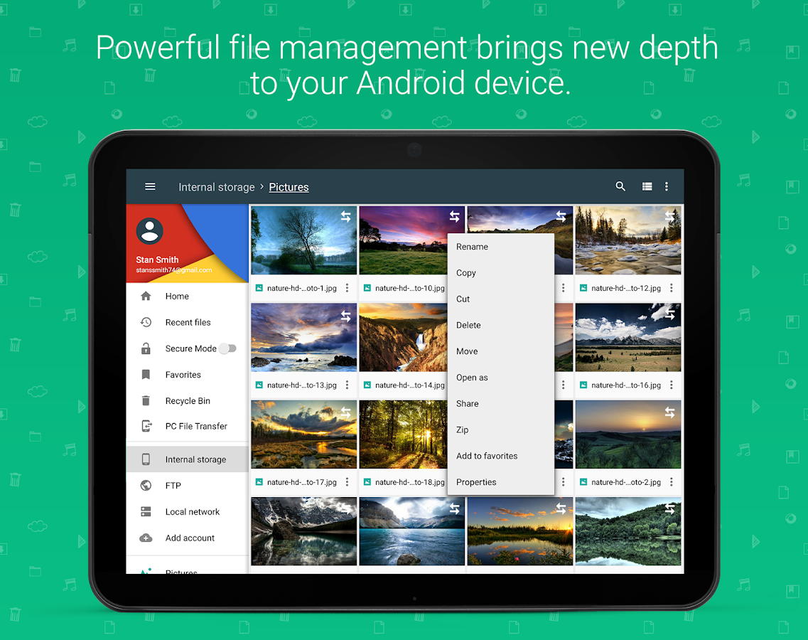 File Commander - File Manager Screenshot 9