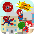 Little Spider Son : Jumping Games