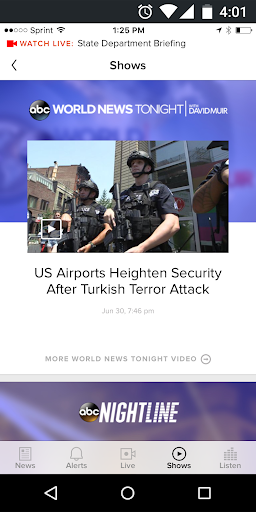 ABC News - US & World News screenshot 5