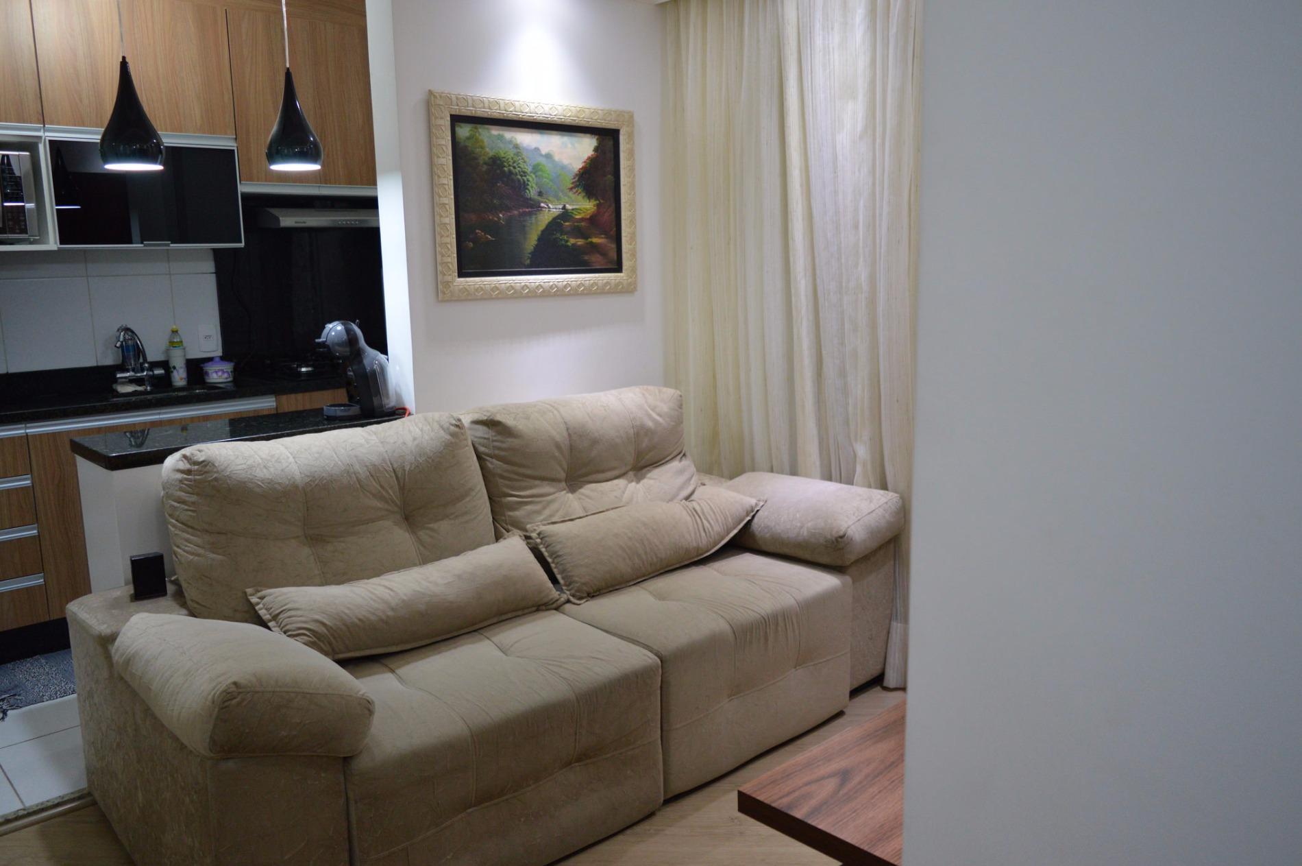 Apartamento de 2 dormitórios à venda em Vila Metalúrgica, Santo André - SP