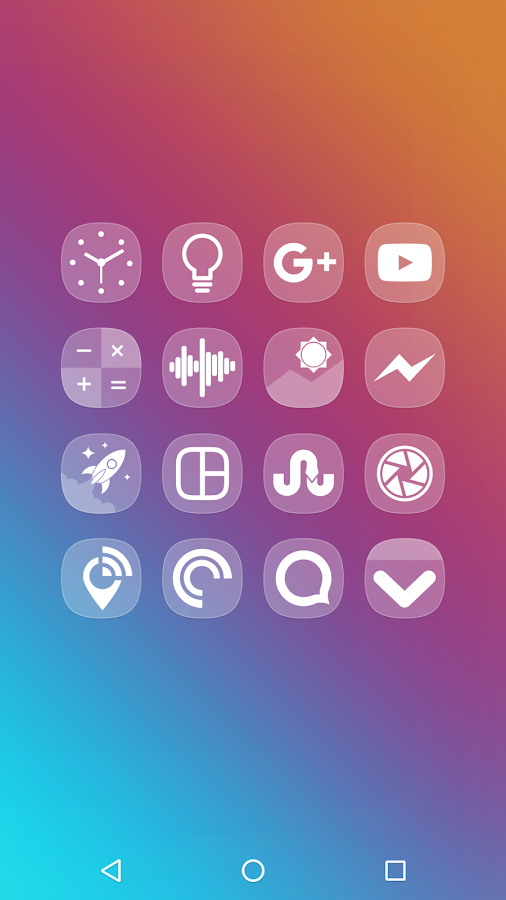 Emptos - Icon Pack Screenshot 2