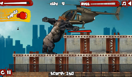 Big Bad Ape- screenshot