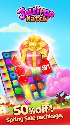 Jellipop Match screenshot 1