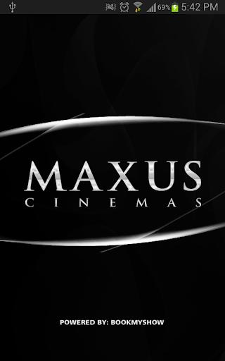 Maxus Cinemas screenshot 1