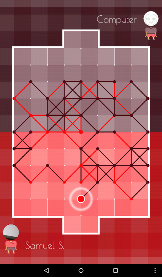 Paper Soccer X - Multiplayer Screenshot 5