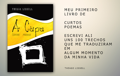 A Capa - Poesias - screenshot