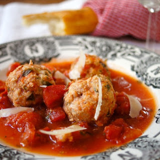Saucy Slow Cooker Turkey Meatballs