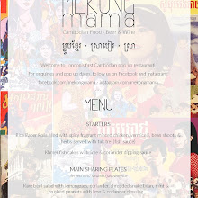 Mekong Mama Cambodian Restaurant Pop Up Launch