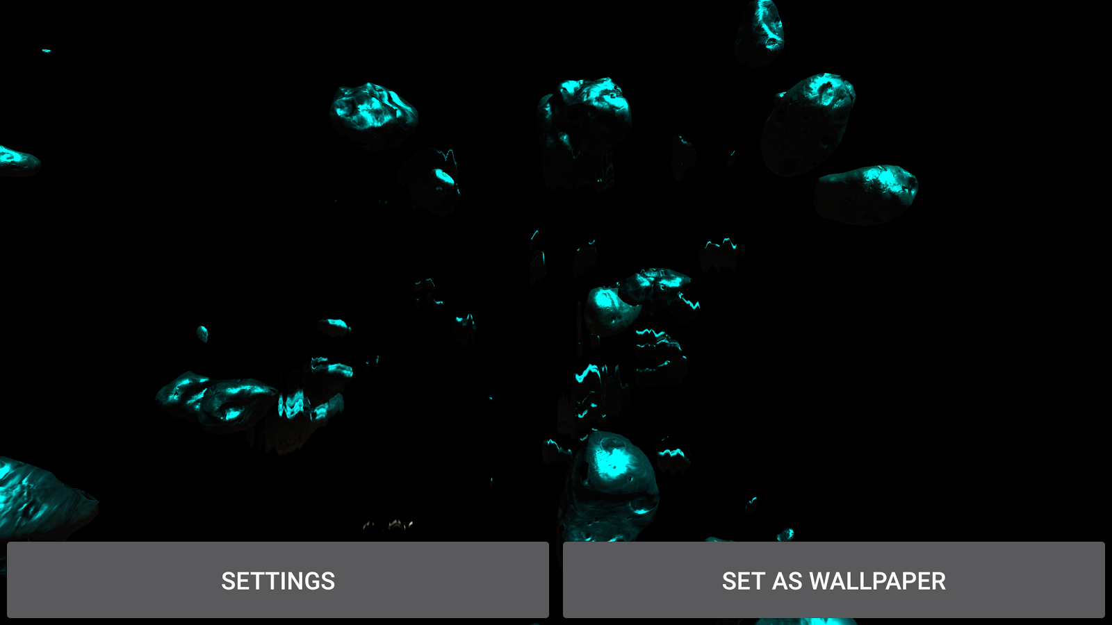 3D Abstract Parallax  LWP Screenshot 8